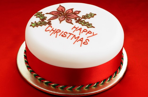 Learn to ice your own Xmas or celebratory cake with Fiona from the